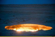 The Door To Hell  - Derweze - Turkmenistan