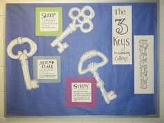 February College Dorm Bulletin Boards Unlocking Success Board Ra