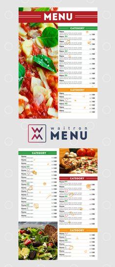 Pizza design | Дизайн меню пиццерии Menu Online, Pizza Menu, Restaurant Menu Design