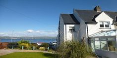 Spacious Admirals View On the Sea Front with Spectacular Sea Views & Pet Friend - Dunoon Commercial Property For Rent, Real Estate News, Renting A House, Cabin, Mansions, House Styles, Apartments, Searching, Knowledge
