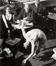 Cabaret audition - Berlin - 1933.