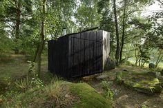 uhlik architekti forest retreat boulder