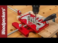 Woodpeckers | OneTIME Tool® | Ultimate Doweling Jig - YouTube