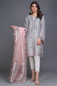 Afsanah (Two Piece - Restocked) Pakistani Fashion Party Wear, Pakistani Formal Dresses, Pakistani Dress Design, Pakistani Outfits, Indian Outfits, Pakistani Clothes Casual, Stylish Dresses For Girls, Stylish Dress Designs, Designs For Dresses