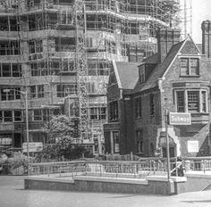 Old Photos, Vintage Photos, Local History, Family History, Croydon, Old London, Brutalist, Under Construction, Surrey