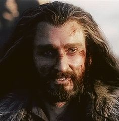 "Thorin GIF ""Our home."""