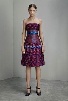 Mary Katranzou Pre-Fall 2015 (12)  - Shows - Fashion