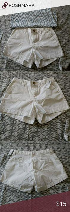 Ladies shorts Old Navy white shorts NWT Shorts