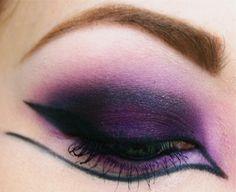 Gorgeous look by Heidi U on Makeupbee. I love the eyeliner!