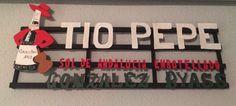 Tio Pepe #DIY