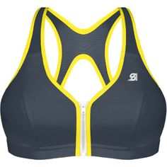 Shock Absorber Active Zipped Plunge Bra (SS16)