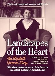 Landscapes of the Heart: The Elizabeth Spencer Story - Light in the Piazza writer Elizabeth Spencer is at the center of an intimate new documentary based on her memoir Landscapes of the Heart. This cinematic love letter reveals the moral heroism of one of America's greatest undiscovered novelist - a thoughtful Southern writer whose social questions were too big for her little hometown.