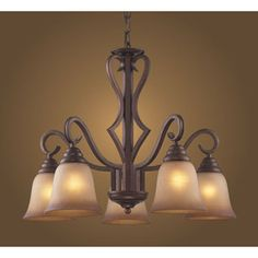 Westmore Lighting�Lawrenceville 5-Light Mocha Chandelier...MUST HAVE!!! My fav...Living Room, Foyer, Hallways...ANY AND ALL ROOMS ///
