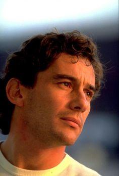Ayrton Senna. Non esiste confronto! Lui è il migliore L'unico e indimenticabile