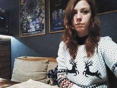 Олени на своих местах  #sweater #deer #buterBROdina #cafe #weekend #autumn #kharkov #kharkiv #ukraine #awesome #amazing #followback #followme #interesting #харьков #бутербродина #свитер_с_оленями #олени #осень #отдых #выходные #селфи #selfie