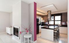 kleurrijke accenten in een interieur