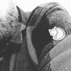 @fjallravenofficial Fjällraven means arctic fox in Swedish #bushcraft #fjallraven #canada #shirt