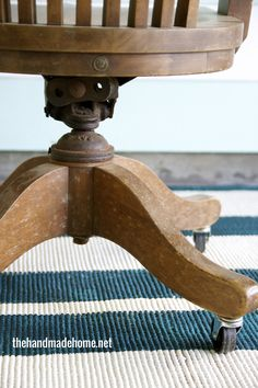 how to revitalize wood furniture   the handmade home