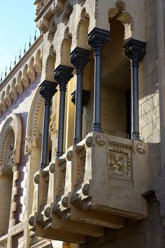 Casa de los Dragones, Ceuta.