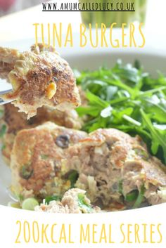 As you may know, I am following the Cambridge Weight Plan on Step 2 and I'm making good progress. I thought I would share my top 7 200 calorie meal ideas with you. This is my recipe for Tuna Burgers. You can find all of the other recipes here in my roundup post. Ingredients 40g …