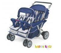 Tipps für Tagesmütter - der richtige Ausflugswagen. Lest mehr im Happy Kidz-Blog!