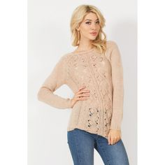 Bunches Of Oats Sweater LAVELIQ.