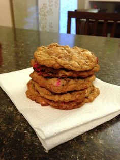Lactation Cookies - increase milk supply for breastfeeding moms