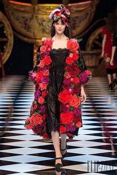 Dolce & Gabbana Fall-winter 2016-2017 - Ready-to-Wear