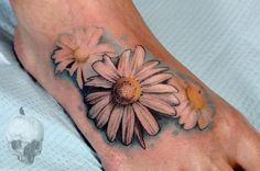 302108_290855360926479_177178062294210_1234967_550339428_n Dainty Flower Tattoos, Alvin Chong, Instagram Images, Ink, Photo And Video, India Ink