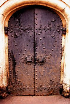 Beautiful & inspiring! Russian Door