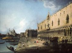 Canaletto. View of the Molo | Flickr - Photo Sharing!