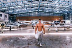 Marco Araujo Wbff pro Fitness Photo shoot by World Elite Photographer Daniel L Meyer