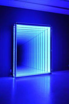 Images About LED-lights And Designs On Pinte. Neon Lighting, Lighting Design, Visual Lighting, Infinity Spiegel, Vitrine Design, Light Tunnel, Deco Led, Instalation Art, Licht Box