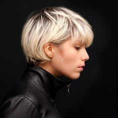 The Most Beautiful Pixie Hairstyles for Short Hair 2019 - Page 5 of 30 - Fashion. - The Most Beautiful Pixie Hairstyles for Short Hair 2019 – Page 5 of 30 – Fashion Die schönste - Short Bob Hairstyles, Easy Hairstyles, Pixie Haircuts, Short Haircut, School Hairstyles, Beautiful Hairstyles, Natural Hairstyles, Short Bob Bangs, Short Pixie Hair