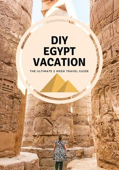 Egypt is a dream destination for many and it's easy to do on your own. Here are my tips for planning the ultimate DIY 2 week Egypt Vacation. Egypt Travel, Africa Travel, Egypt Tourism, Safari, Africa Destinations, Travel Destinations, Holiday Destinations, Egypt Fashion, Visit Egypt