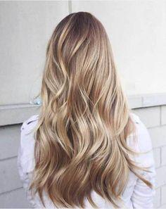 8 UNIQUE HAIR COLORS FOR LONG HAIRDOS: #5. Best Blonde Hair Color