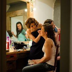 Another picture of myself doing Tiffany Becker's makeup on her wedding day! #weddingdesign #hairandmakeupdesign #lavandesalon #jessicajung #hair #makeup #weddingday #beautiful