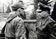 """Field Marshal Walter Model took command of the retreating German armies in France in mid-August 1944. """"Did you see those eyes?"""" Hitler once ..."""