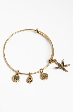 Alex and Ani 'Starfish' Bangle Bracelet available at #Nordstrom