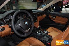 Interior BMW Serie 3 2012 #SinapCar