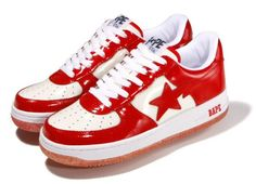 The 30 Most Influential Sneakers of All Time Bape Shoes, Bape Sneakers, Sneakers Fashion, Shoes Sneakers, Aesthetic Shoes, Fresh Shoes, Looks Cool, Mode Inspiration, Fashion Clothes