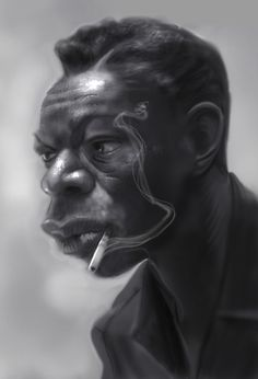Nat King Cole  (by Tobo)