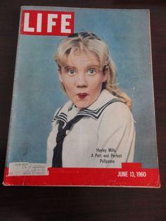 elizabeth taylor life magazine   Elizabeth Taylor Cover Of Glance Magazine June 1960 Jayne Mansfield ...