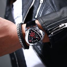 Top Mechanical Watches Men's Watches on AliExpress Fancy Watches, Luxury Watches For Men, Rolex Watches, Artificial Leather, Mechanical Watch, Omega Watch, Top Ten, Think, Stylish