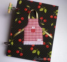 caderno de receitas  #recipe book