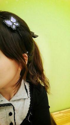 Perler Beads Headband :-)