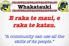he tangata he tangata whakatauki - Google Search My Family History, Thought Provoking, Proverbs, Teaching Resources, Support Groups, Culture, Words, Literacy, Quotes