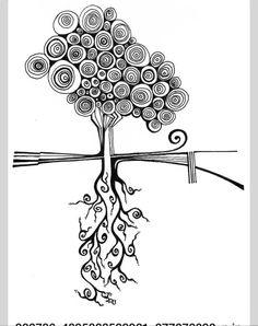 Ideas For Mandala Art Design Zen Tangles Shape Zentangle Drawings, Doodles Zentangles, Zentangle Patterns, Doodle Drawings, Zen Doodle Patterns, Easy Zentangle, Doodle Art Designs, Art Du Croquis, Drawn Art