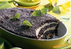 No baking needed Czech Recipes, Raw Food Recipes, Sweet Recipes, Baking Recipes, Dessert Recipes, Easy Snacks, Healthy Snacks, Pudding Desserts, Healthy Cake