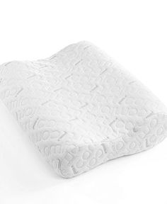 Serta iComfort FreeStyle Gel Memory Foam Pillow - Pillows - Bed ...